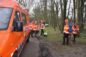 Zoekactie naar vermiste vrouw (43) in de omgeving van Castricum.