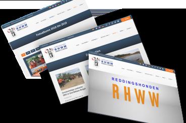 nieuwe website rhww