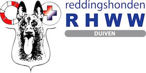 Reddingshonden RHWW logo