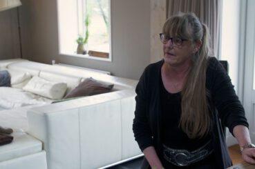 Louise bij TV Gelderland